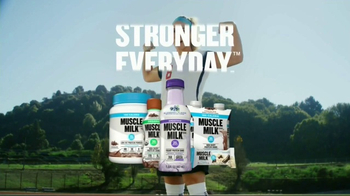 Cytosport Muscle Milk TV Spot, 'For Women With Muscles: Soccer' - Thumbnail 6