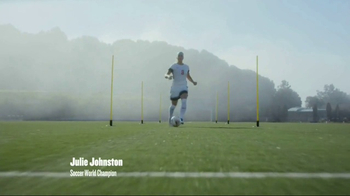 Cytosport Muscle Milk TV Spot, 'For Women With Muscles: Soccer' - Thumbnail 1