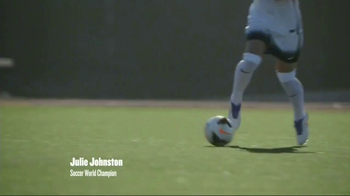 Cytosport Muscle Milk TV Spot, 'For Women With Muscles: Soccer' - Thumbnail 2