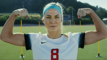 Cytosport Muscle Milk TV Spot, 'For Women With Muscles: Soccer' - 232 commercial airings