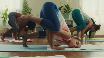Cytosport Muscle Milk TV Spot, 'For Women With Muscles: Yoga'