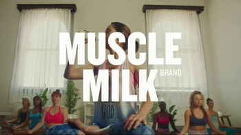 Cytosport Muscle Milk TV Spot, 'For Women With Muscles: Yoga' - Thumbnail 9
