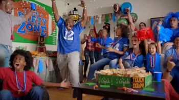 Party City TV Spot, 'Throw a Party: Big Game' - 690 commercial airings