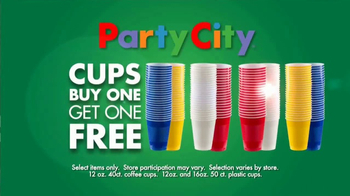 Party City TV Spot, 'Throw a Party: Big Game' - Thumbnail 9