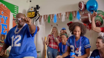 Party City TV Spot, 'Throw a Party: Big Game' - Thumbnail 7