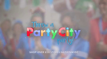 Party City TV Spot, 'Throw a Party: Big Game' - Thumbnail 8
