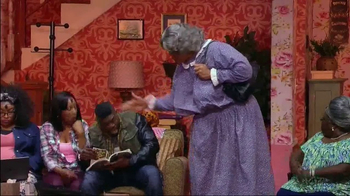 Tyler Perry's Madea on the Run Home Entertainment TV Spot - Thumbnail 2
