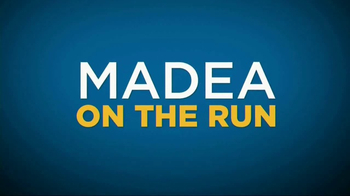 Tyler Perry\'s Madea on the Run Home Entertainment TV Spot