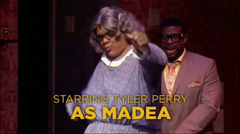 Tyler Perry's Madea on the Run Home Entertainment TV Spot - Thumbnail 4