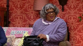 Tyler Perry's Madea on the Run Home Entertainment TV Spot - Thumbnail 5