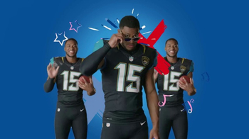 Pepsi Super Bowl 2017 Teaser, 'Countdown:11 Days of Fly' Ft. Allen Robinson - 1 commercial airings