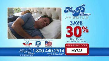 My Pillow Premium TV Spot, 'Enjoy Deep Sleep'