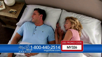 My Pillow Premium TV Spot, 'Enjoy Deep Sleep' - Thumbnail 4