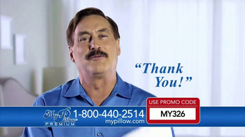 My Pillow Premium TV Spot, 'Enjoy Deep Sleep' - Thumbnail 6