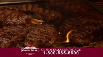 Omaha Steaks Deluxe Gift Package TV Spot, 'Truly Appreciated' - Thumbnail 2