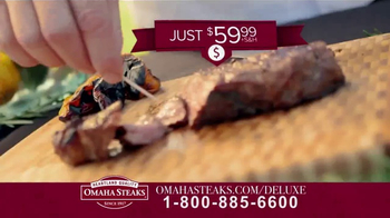 Omaha Steaks Deluxe Gift Package TV Spot, 'Truly Appreciated' - Thumbnail 3