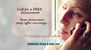 Addiction Hope and Helpline TV Spot, 'Make the Call' - Thumbnail 5