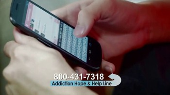 Addiction Hope and Helpline TV Spot, 'Make the Call' - Thumbnail 1
