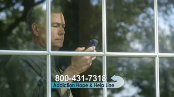 Addiction Hope and Helpline TV Spot, 'Make the Call'