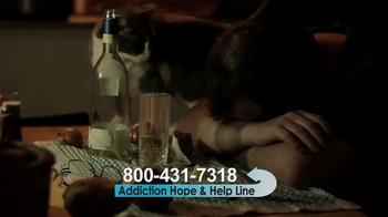 Addiction Hope and Helpline TV Spot, 'Make the Call' - Thumbnail 4