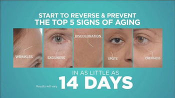 Christie Brinkley Authentic Skincare TV Spot, 'Anti-Aging System' - Thumbnail 1
