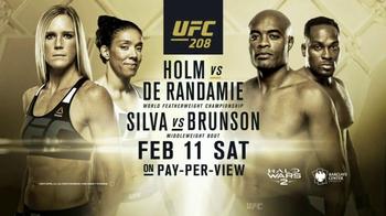 Pay-Per-View TV Spot, 'UFC 208: Holm vs. De Randamie' - Thumbnail 9