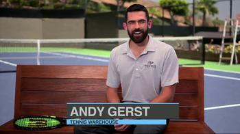 Tennis Warehouse TV Spot, 'Gear Up: Comparing Rackets' - Thumbnail 1