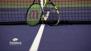 Tennis Warehouse TV Spot, 'Gear Up: Comparing Rackets' - 4 commercial airings