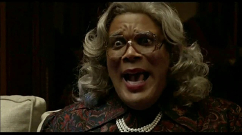 Tyler Perry's Boo! A Madea Halloween Home Entertainment TV Spot