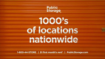 Public Storage TV Spot, 'Solar Eclipse' - Thumbnail 6
