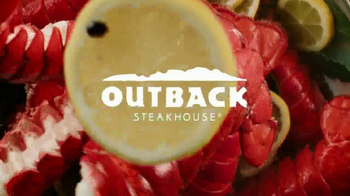 Outback Steakhouse Steak & Lobster TV Spot, 'Steak & Lobster IS BACK!' - Thumbnail 2