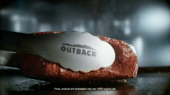 Outback Steakhouse Steak & Lobster TV Spot, 'Steak & Lobster IS BACK!' - Thumbnail 4