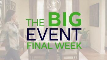 Ashley HomeStore The Big Event TV Spot, 'Room Savings' - Thumbnail 2