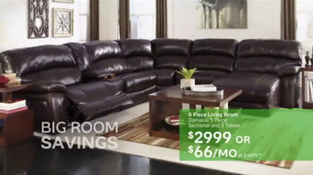 Ashley HomeStore The Big Event TV Spot, 'Room Savings' - Thumbnail 5