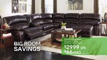 Ashley HomeStore The Big Event TV Spot, 'Room Savings' - Thumbnail 6