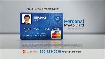 Brink's Prepaid MasterCard TV Spot, 'Peace of Mind: Guaranteed Approval' - Thumbnail 6