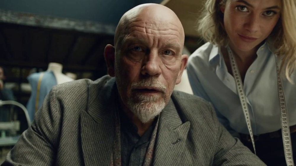 Squarespace Super Bowl 2017 TV Commercial, 'Who Is JohnMalkovich.com?'