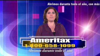 Ameritax TV Spot, 'Protección' [Spanish]