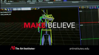 The Art Institutes TV Spot, 'Make Your Move' - Thumbnail 5