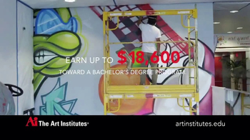 The Art Institutes TV Spot, 'Make Your Move' - Thumbnail 6