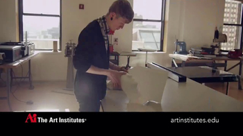 The Art Institutes TV Spot, 'Make Your Move' - Thumbnail 7