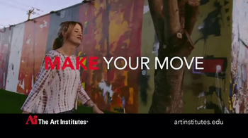 The Art Institutes TV Spot, 'Make Your Move' - Thumbnail 8