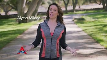 Atkins TV Spot, 'Almond Coconut Meal Bar' Featuring Alyssa Milano - 280 commercial airings