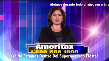 Ameritax TV Spot, 'Este año' [Spanish]