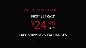 AdoreMe.com TV Spot, 'What to Get Her for Valentine's Day' - Thumbnail 7