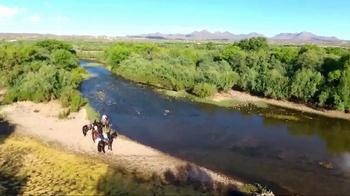 Scottsdale Convention & Visitors Bureau TV Spot, 'The Desert Is Wild' - Thumbnail 4