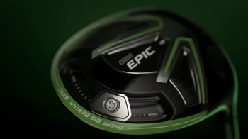 Callaway GBB Epic Drivers TV Spot, \'Jailbreak Technology\'