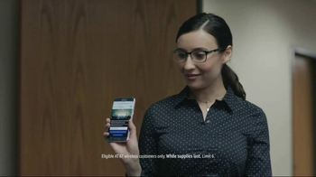 AT&T THANKS TV Spot, '98th Caller' - 753 commercial airings
