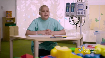 Nationwide Children's Hospital TV Spot, 'Let's Get to Work on Someday. Now'