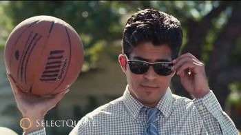 Select Quote TV Spot, 'Superdad'